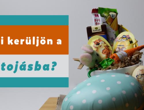 Mi kerüljön a baba/kisgyermek húsvéti kosarába?